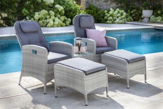 Outstanding Hartman Hartman Curve 2 Seat Reclining Garden Furniture Ocoug Best Dining Table And Chair Ideas Images Ocougorg